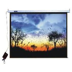 Pyle Hanging Electronic Open Projector Screen (PRJES101)