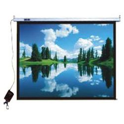 Pyle Hanging Electronic Open Projector Screen (PRJES180)