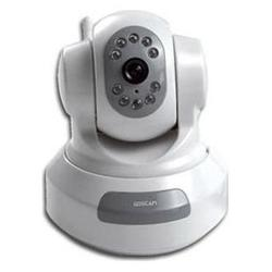 AGPtek Wireless WiFi Pan Tilt IP Network IR Camera Digital Surveillance System