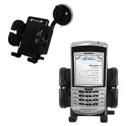 Gomadic Blackberry 7100g Car Windshield Holder - Brand