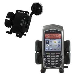 Gomadic Blackberry 7130e Car Windshield Holder - Brand