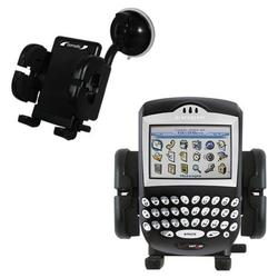 Gomadic Blackberry 7250 Car Windshield Holder - Brand