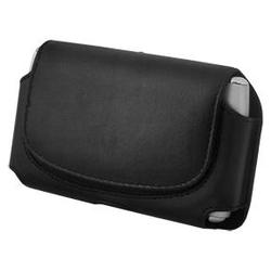 IGM Black Leather Pouch Case Holster For AT&T Samsung Eternity SGH-a867