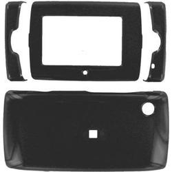Wireless Emporium, Inc. Black Snap-On Protector Case Faceplate for Sidekick 2008