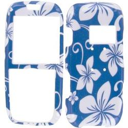 Wireless Emporium, Inc. Hawaii Blue Snap-On Protector Case Faceplate for LG Rumor LX260