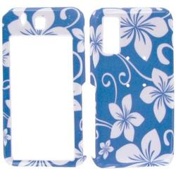 Wireless Emporium, Inc. Hawaii Blue Snap-On Protector Case Faceplate for Samsung Behold T919