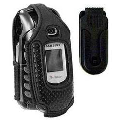 Wireless Emporium, Inc. Black Sporty Case for SAMSUNG T309/T319