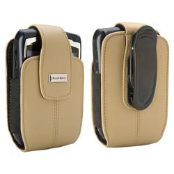 Blackberry 82114RIM Leather Vertical Pouch with Belt Clip for 8700, 8800 Series