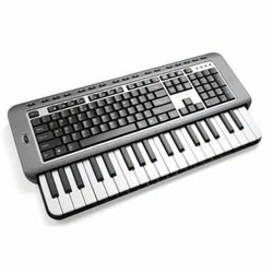 Creative Labs Creative Prodikeys PC-Midi Keyboard ( Windows )