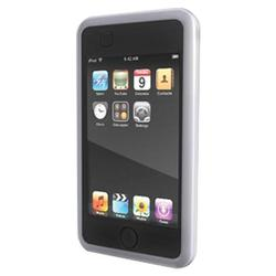 ISKIN BLACK CLERA TOUCH FOR IPOD CASE