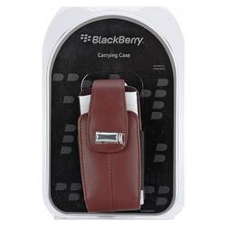 Blackberry 32067LRP Leather Vertical Pouch with Belt Clip