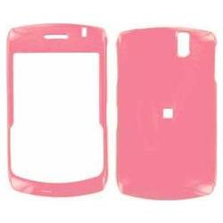 Wireless Emporium, Inc. Blackberry 8300 Curve Pink Snap-On Protector Case w/ clip