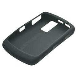 Blackberry 8300 Rubberized Skin Case (Black)