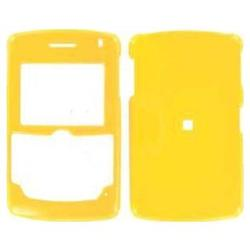 Wireless Emporium, Inc. Blackberry 8800 Yellow Snap-On Protector Case Faceplate