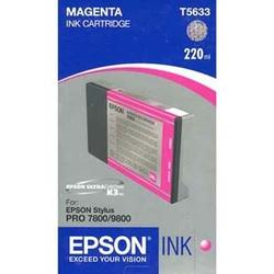 EPSON Epson Magenta Ultra Chrome K3 Ink Cartridge - Magenta