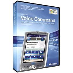 Microsoft MICROSOFT VOICE COMMAND ( V. 1.5 ) - COMPLETE PACKAGE - 1 USER - CD - POCKET PC