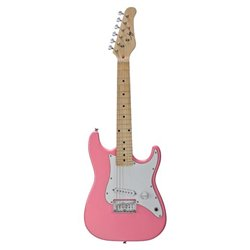 Jay-jr Jay-jrekit/pink Half-size Electric Guitar Package (pink)