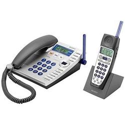 Sony SPP-A2780 Corded Cordless Telephone - 1 x Phone Line(s)