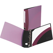 "1"" Avery Easy-Access Reference Binder, Burgundy"