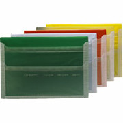 Ames Color-File BRUTE Two-Pocketed Organizers (Yellow)