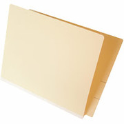 "Ames Color-File End Tab Gusseted File Folder, 9 1/2"" x 12 1/8"""
