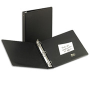 Avery Memo-Size Round-Ring Binder
