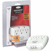 Belkin 3 Outlet Home Series Wall Mount Surge