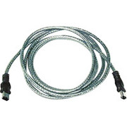 Belkin IEEE 1394 FireWire Compatible Cable (6-pin/6-pin) - 6'