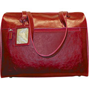 Buxton New Yorker Tote, Red