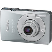 Canon PowerShot SD750 Digital Camera, Silver