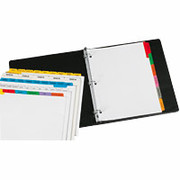 Custom Index Tabs, 6/Set