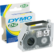 "DYMO 3/4"" D2 Ink Ribbon, Black"