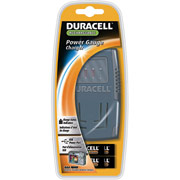 Duracell AA/AAA Power Gauge Charger