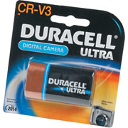 Duracell CR-V3 3-Volt Lithium Battery