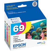 Epson T069520 Color Combo Pack