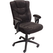 chairs lane black microfiber task chair lane 6995 staples coupon