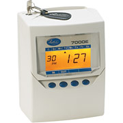 Lathem 7000E Electronic Time Clock