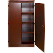 South Shore Traditional Cherrywood Storage Armoire