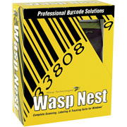 Wasp Barcode Nest CCD Suite Business Edition w/Decoded CCD Scanner