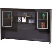 Furniture collections z line gen x credenza hutch z for Z furniture coupon code